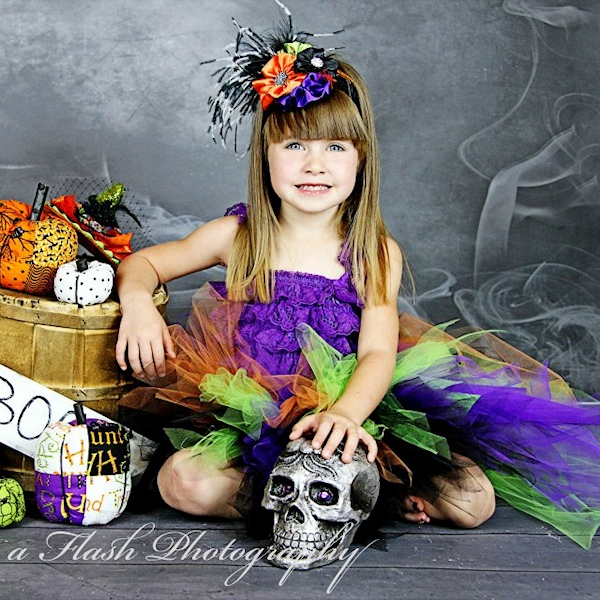 Halloween Tutus, Costumes & Accessories