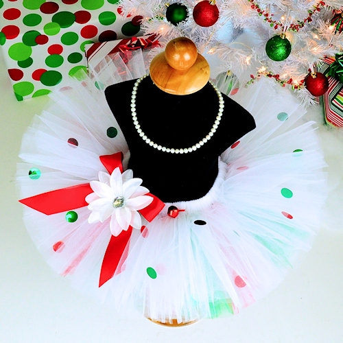 Christmas & Hanukkah Tutus & Accessories