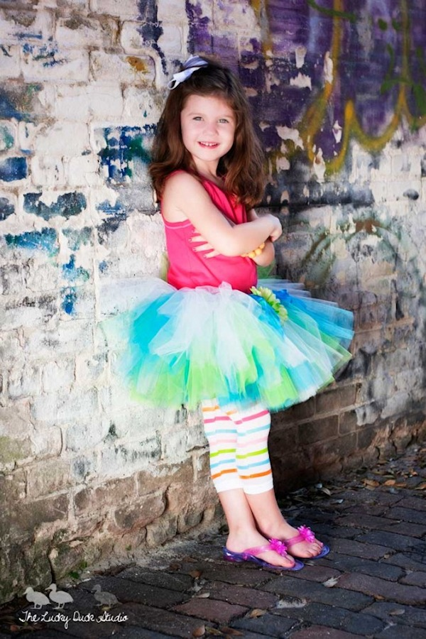 Tropical Bliss Tutu
