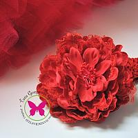 American Beauty Long Red Tutu