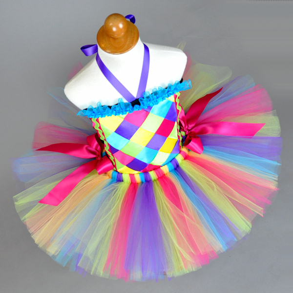 Birthday Carnival Tutu Set