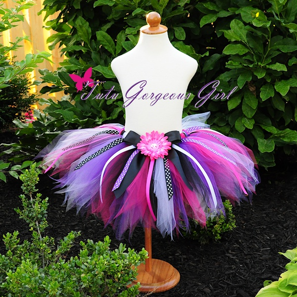 Birthday Diva Ribbon Tutu
