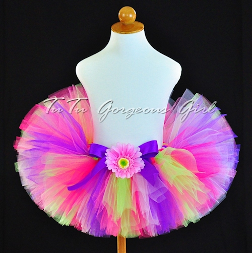 Birthday Bash Tutu