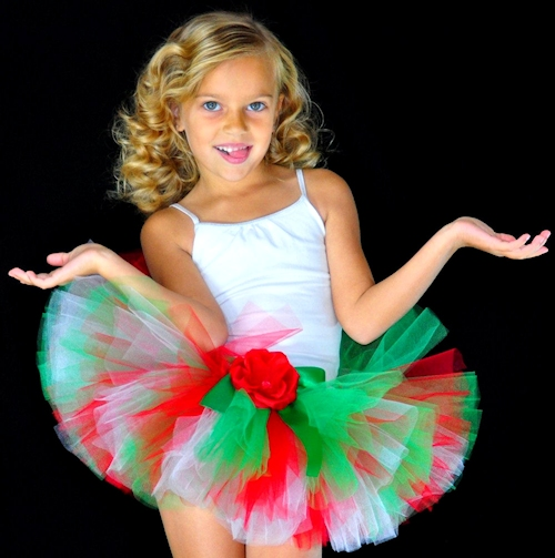 Holly Jolly Christmas Tutu