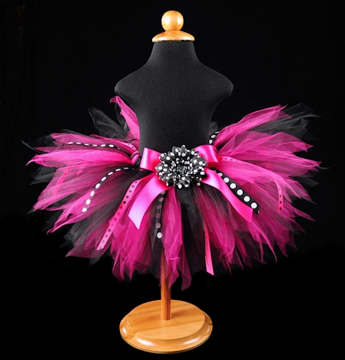 Diva Party Ribbon Tutu