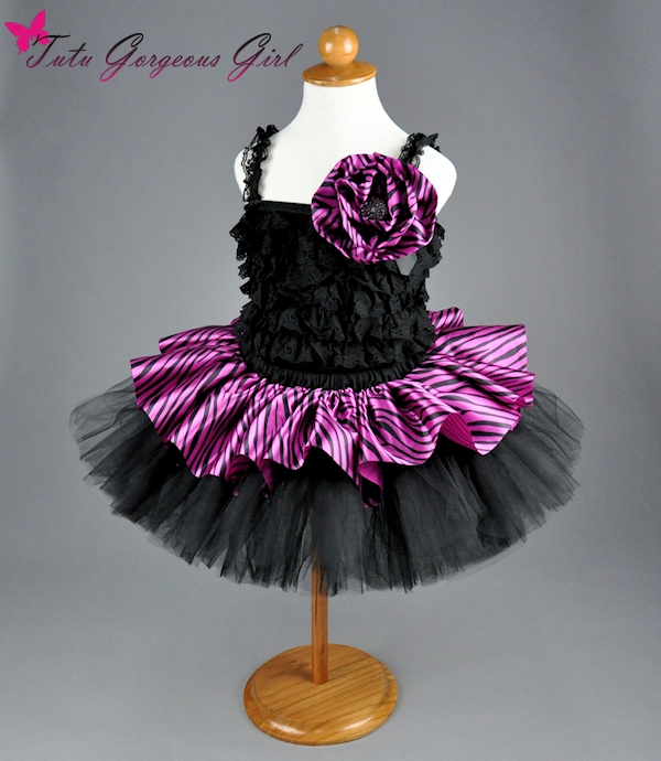 Divalicious Tutu and Mini Top Hat