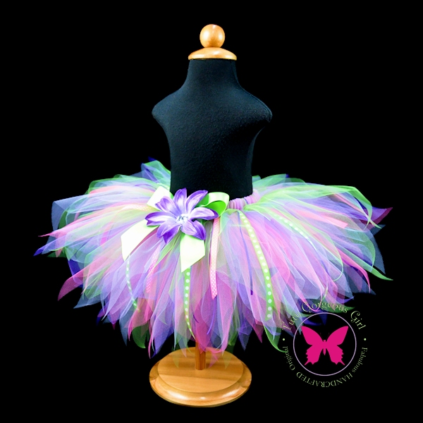 Fairy Tale Birthday Tutu