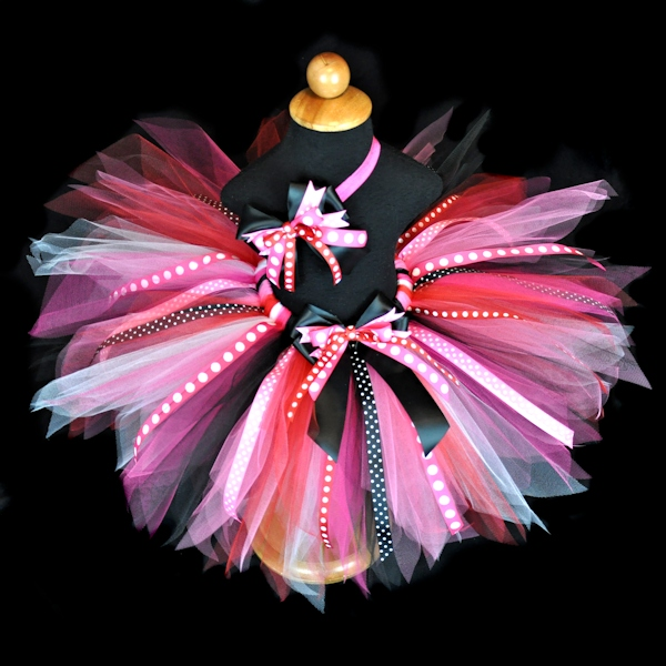 Hugs and Kisses Valentine's Day Tutu