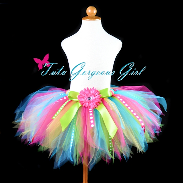 Jubilee Birthday Ribbon Tutu