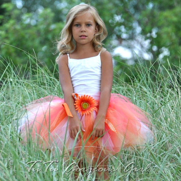 Little Miss Sunshine Tutu