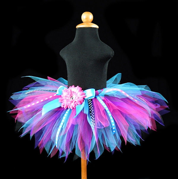 Oh So Sassy Tutu with Ribbon Streamers