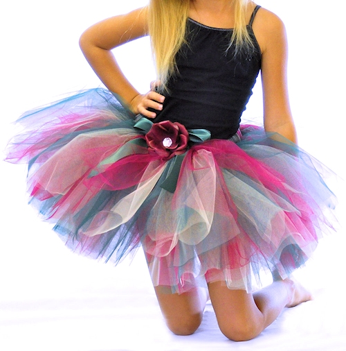 Sugar Plum Christmas Tutu