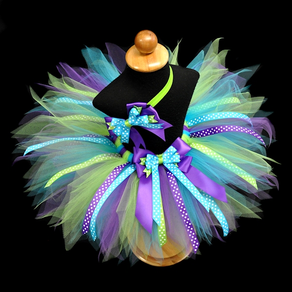 Peek-A-BOO Monsters Inc. Tutu