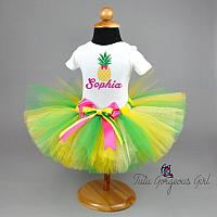 Pineapple Birthday Outfit