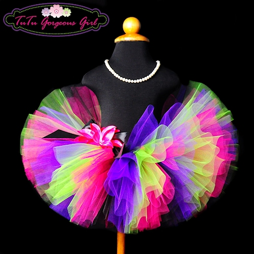 Punk Rock Girl Tutu