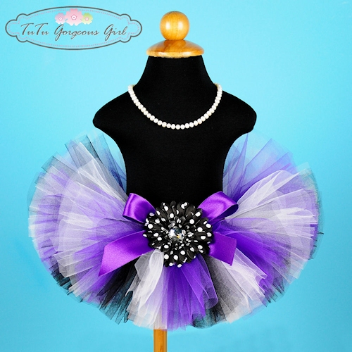 Purple Pizzazz Tutu