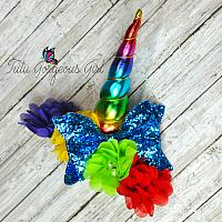 Rainbow Unicorn Costume