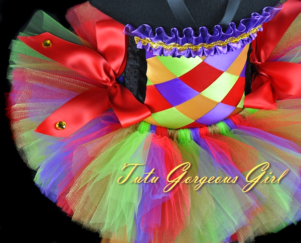 Showstopper Tutu Costume Set