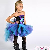 So Glam Rock Star Bustle Tutu