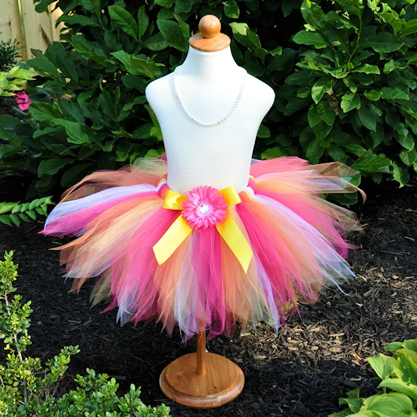 Sunkissed Summer Tutu