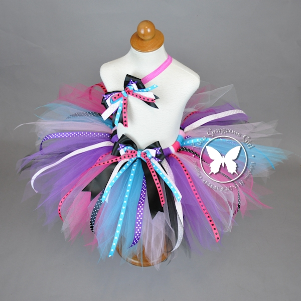 Sweet Dixie Tutu with Ribbon Streamers
