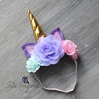 Unicorn Birthday Tutu Set