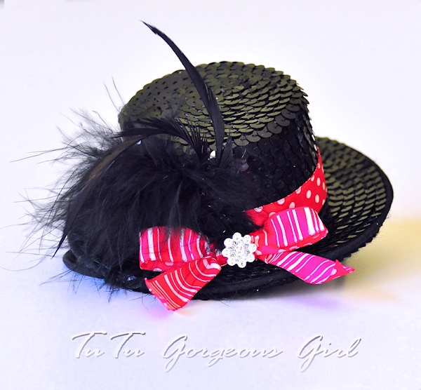 Roxie Mini Top Hat