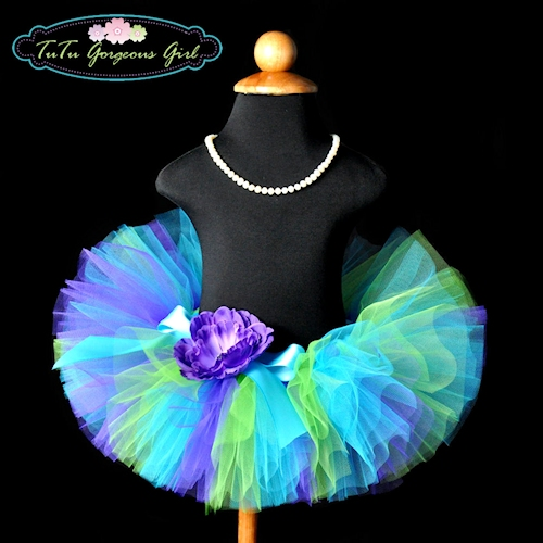 Siren Mermaid Tutu